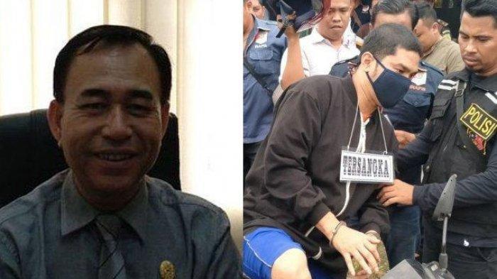 Fakta Terbaru Pembunuh Hakim PN Medan Tutupi Jejak, Ternyata Ini Alasan Beli Sandal Jepit