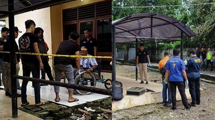 Tragedi Berdarah, Kakek di Panti Jompo Dibunuh Teman Sekamar, Pegawai Sempat Terkecoh