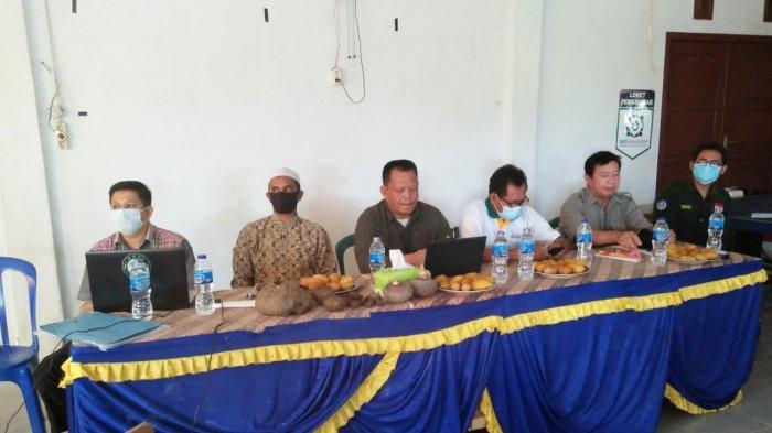 Pemerintah Desa Dalil Kenalkan Umbi Porang Kepada Masyarakat