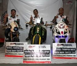 Honda Moto Project Kembangkan Potensi Rancang Bangun Motor