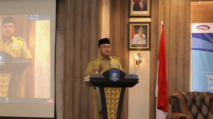 Agenda Gubernur Bangka Belitung Hari Ini, Bahas Penanganan Limbah Tambang Timah