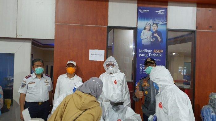 BREAKING NEWS: 37 Mahasiswa Asal Pangkalpinang yang Mudik dari Palembang Jalani Rapid Test