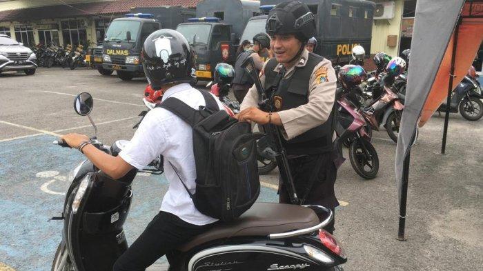 Kondisi Aman, Wakapolres Sebut Masyarakat Tak Perlu Takut ke Polresta Pangkalpinang