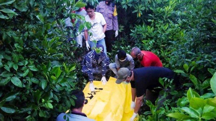 Dua Hari Tak Pulang, Warga Air Jukung Belinyu Ditemukan Sudah Jadi Mayat, Keluarga Ikhlas