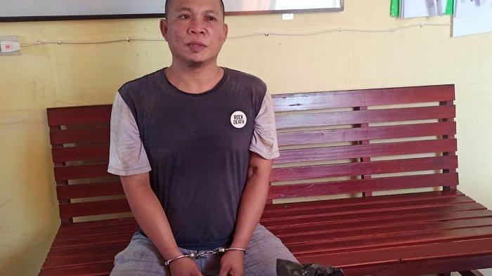 Sempat Kabur, Pemilik Ganja Ini Akhirnya Berhasil Ditangkap Polisi