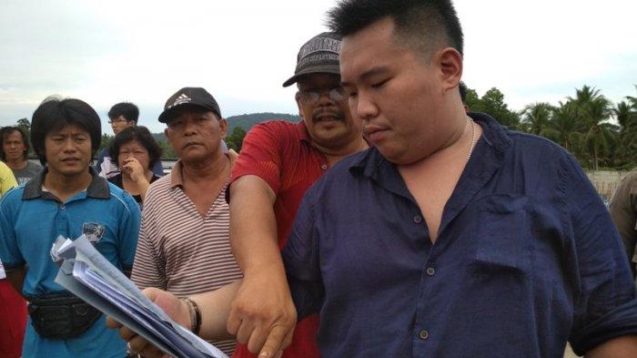 Pemilik Peternakan Babi Penuhi Tuntutan Warga Kosongkan Kandang Mulai Hari Ini
