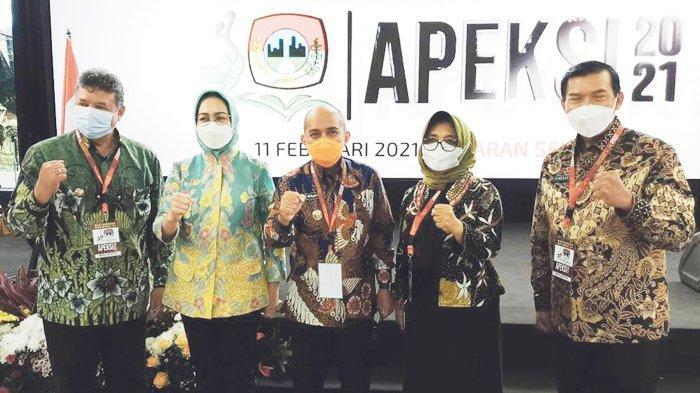 Wali Kota Pangkalpinang Molen Ditetapkan Jadi Dewan Pengurus Asosiasi Pemerintah Kota Se-Indonesia