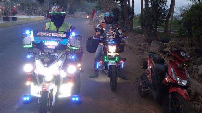 Pahami Aturan Mengganti Lampu Motor