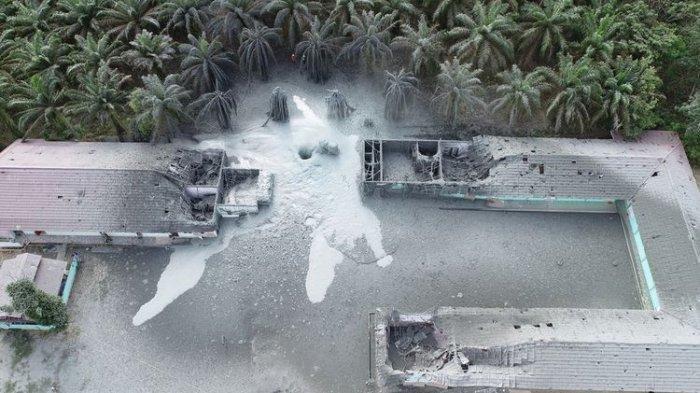 Setengah Bangunan Pondok Hancur Meledak, Ini Penyebab dan Awal Mula Terjadi Ledakan