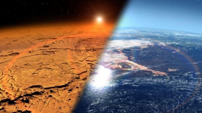 Bukti Kehidupan di Mars, Air Pernah Mengalir di Planet Merah