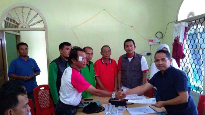 Rosdianysah Rasyid Adukan Surat Mandat Saksi Diduga Dipalsukan ke Panwaslu Gerunggang
