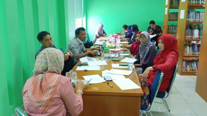UPT IAIN SAS Bangka Belitung Gelar Persiapan Penyusunan Borang Akreditasi