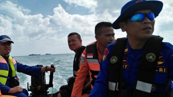 Koki Asal Thailand yang Hilang di Perairan Jebus Belum Ditemukan