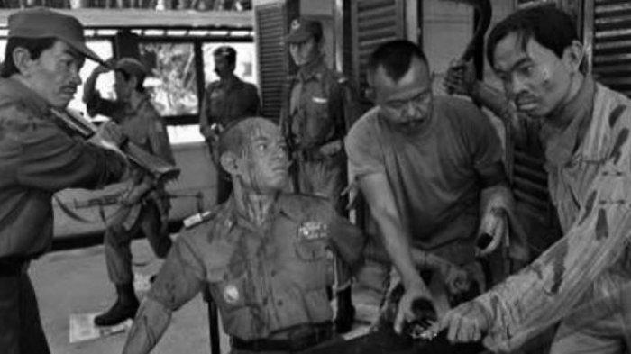 LINK LIVE STREAMING - Film Penumpasan Pengkhianatan G30S/PKI, Malam Ini Pukul 21.00 WIB
