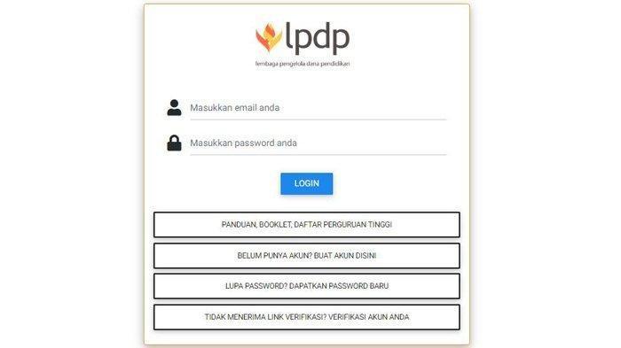 Pendaftaran Beasiswa LPDP 2019 Tahap 2 di beasiswalpdp.kemenkeu.go.id, Perhatikan Syarat Ini