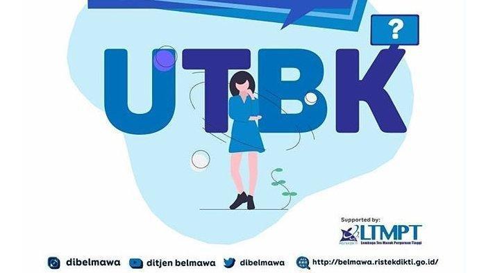 Ini Syarat dan Cara Daftar UTBK-SBMPTN, Login Portal.ltmpt.ac.id untuk Daftar UTBK-SBMPTN 2021