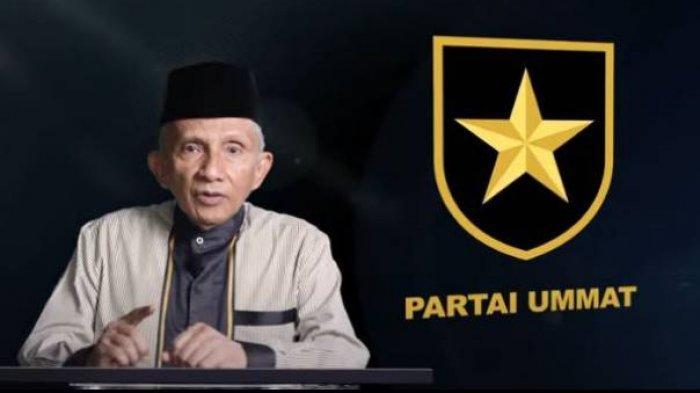 Amien Rais, Si Politikus Senior Pendiri Dua Partai, Dulu PAN kini Dirikan Partai Ummat