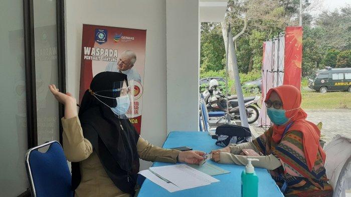 Vaksinasi Sasar Pekerja Publik, Plt Kepala Dinkes Bangka Belitung Ajak Pekerja Hadir Sesuai Jadwal