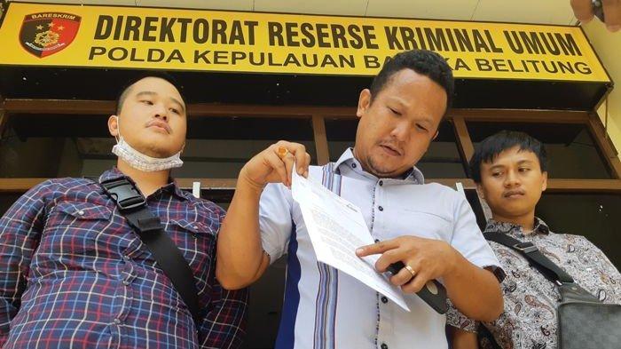 Dinilai Arogan Anggota DPRD Bangka Selatan Ini Dilaporkan Pengusaha Tambak Udang