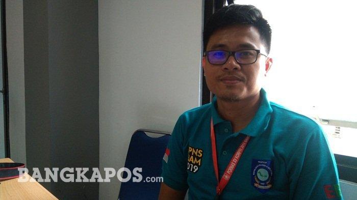 3.475 Peserta Ikuti SKD CPNS di Provinsi Bangka Belitung Hanya 1.771 Lolos Passing Grade