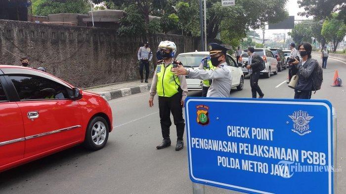 PSBB Jakarta Diperpanjang Selama Dua Pekan, Anies Klaim Kasus Covid-19 Mulai Melandai