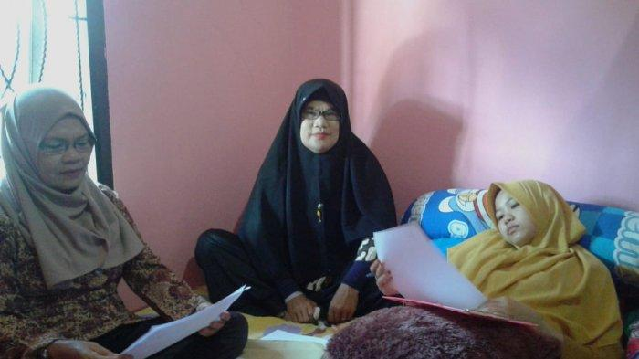 PAS Semester Ganjil, Satu Siswa SMKN 2 Pangkalpinang Mengikuti Ujian di Rumah