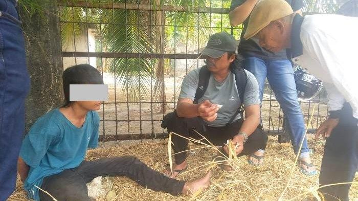 Nekat Edarkan Sabu dengan Upah Rp 200 Ribu, Nandu Dibekuk Tim Polres Pangkalpinang