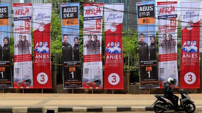 Inilah Laporan Harta Kekayaan Cagub-Cawagub DKI Jakarta