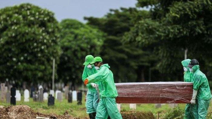 Penggali Kubur Ngacir Ketakutan Kuburkan Mayat Korban Virus Corona, hingga Diyakinkan Bupati