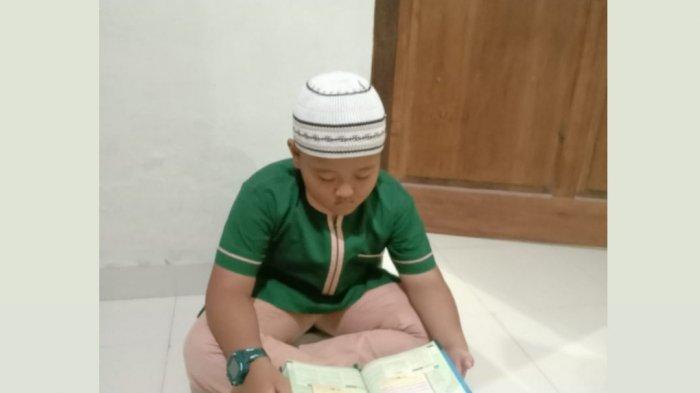 Belajar Tahfiz Al-Quran, Eva Berharap Anaknya Jadi Syafaat bagi Orangtua