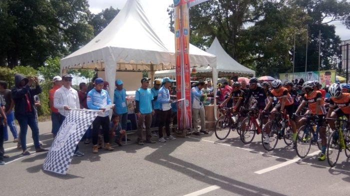Kabupaten Bangka dan Belitung Timur Berbagi Emas Dari Cabor Sepeda