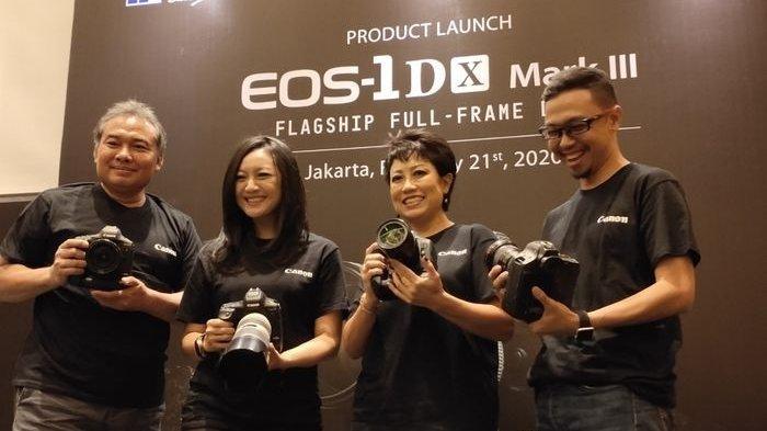 Disebut Sebagai Kamera Teratas dalam Jajaran EOS, Canon Rilis Kamera Terbaru Harganya Setara Mobil