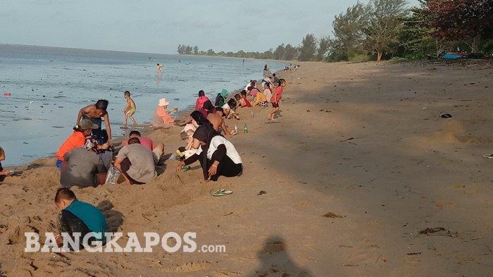 Menyibak Sejarah Pantai Sumur Tujuh Koba, Peninggalan Zaman Penjajahan, Begini Kondisinya Sekarang