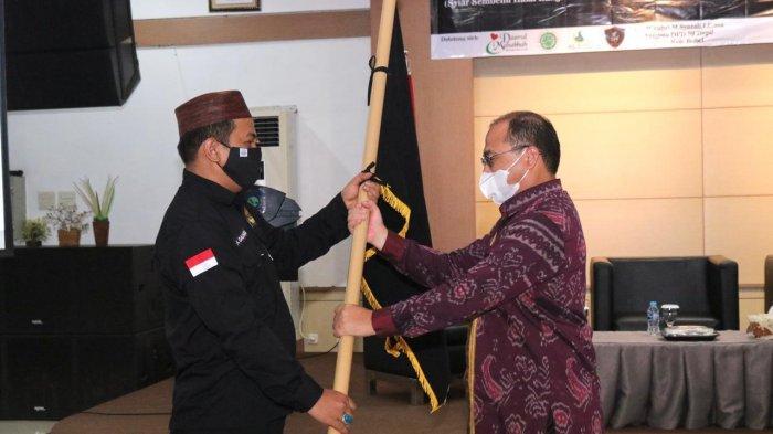Gubernur Bangka Belitung Beri Bantuan Pisau Sembelih Kepada 'Pejuang Halal' di Masjid-Masjid