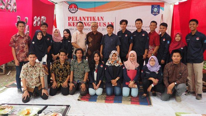 Aksan Lantik Pengurus  ISBA JAYA 2017-2019