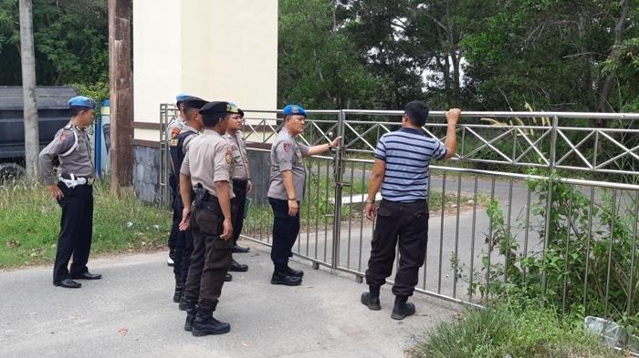 Pengamanan di Polda Babel Ditingkatkan Terkait Bom di Poltabes Medan