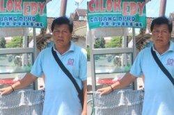 Harsono, penjual cilok yang viral karena kisah suksesnya