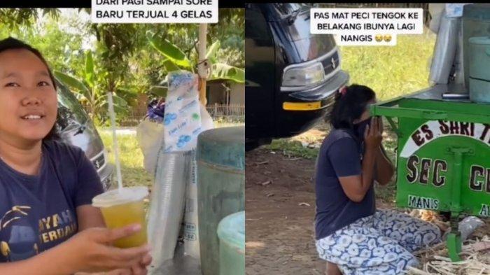 Kisah Haru Penjual Es Tebu yang Viral, Kini Dapat Donasi Rumah Baru dari Netizen