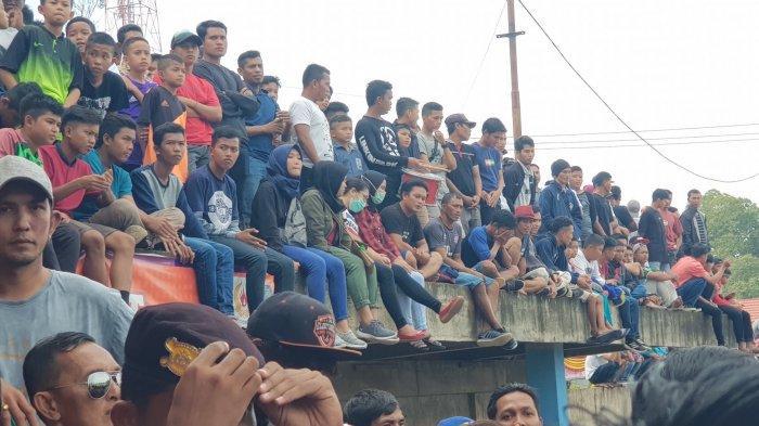 Fulltime, Babar Sabet Emas Sepak Bola Porprov V Babel