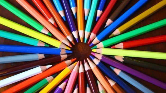 Inilah 3 Hal yang Membuat Manusia Menyukai Warna, Satu di Antaranya Faktor Lingkungan