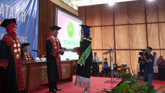 STKIP Muhammadiyah Bangka Belitung Gelar Wisuda Angkatan II