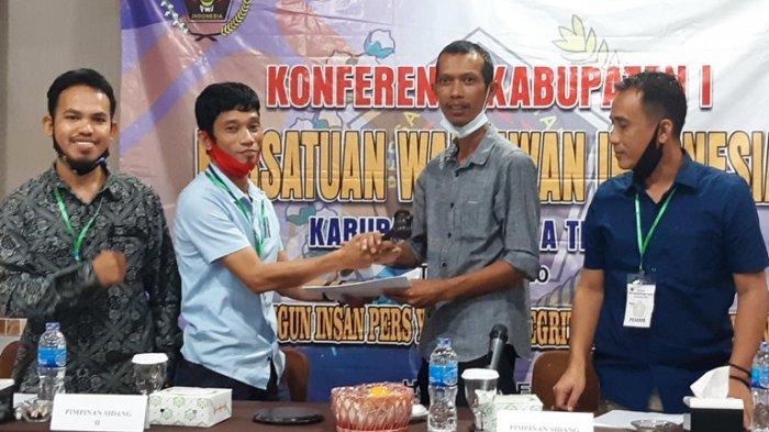 PWI Bangka Tengah Gelar Konferensi Kabupaten I Sekaligus Pilih Ketua
