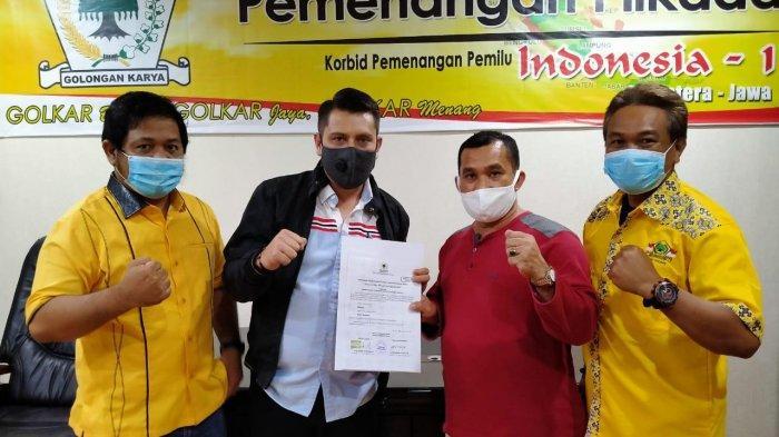 Golkar Bangka Barat Dukung Markus-Badri, Bambang Patijaya Intruksikan Kader Berjuang Maksimal