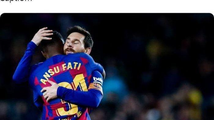 Si Bocah Ajaib, Bintang Baru Barcelona Lebih Tajam dari Dua Wonderkid Real Madrid