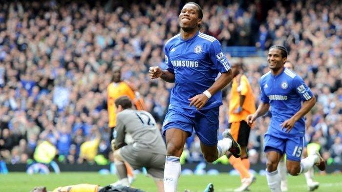 Jadi Pahlawan The Blues di Final Liga Champions 2012, Didier Drogba Ungkap Inspirasinya