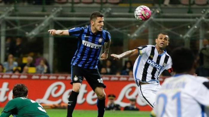 Inter Milan Taklukkan Tamunya Udinese 3-1