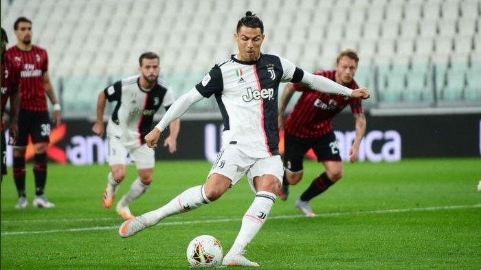PENAMPILAN 'Mandul' Cristiano Ronaldo Jadi Sorotan, Posisi Bermain Jadi Bahasan