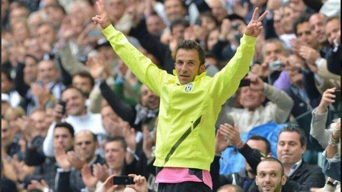 Menderita Batu Ginjal, Legenda Juventus, Alessandro Del Piero Dikabarkan Terbaring di Rumah Sakit