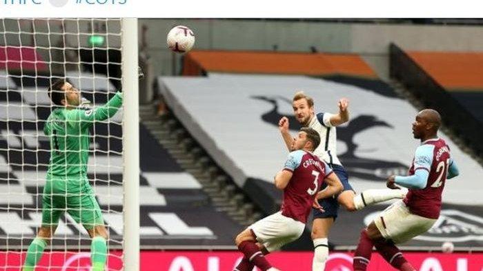Hasil Liga Inggris, Tottenham Hotspur Gagal Menang Secara Dramatis, Ini Rekor Aneh Gareth Bale