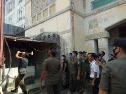 PN Muntok Eksekusi Bangunan Chung Hwa School